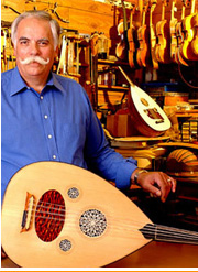 Peter Kyvelos, oud maker