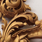 Architectural and figurative woodcarving