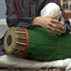 South Indian mridangam