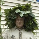Lithuanian summer solstice garlands